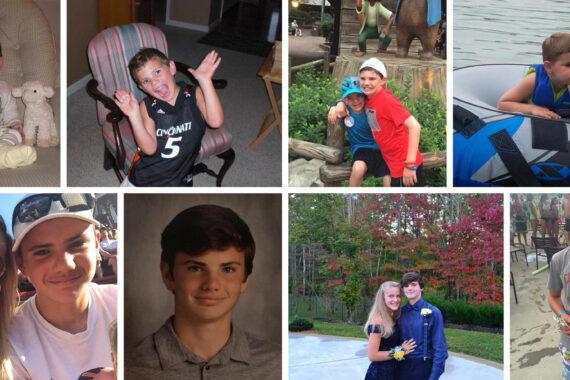 Matthew's Heavenly 18th Birthday